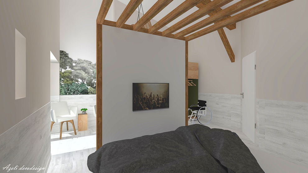 Chambre dhtees blanche personnes proche du Puy du Fou