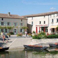 Marais Poitevin - Coulon et la Venise Verte